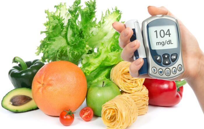 Chế độ ăn uống hợp lý cho bệnh nhân tiểu đường