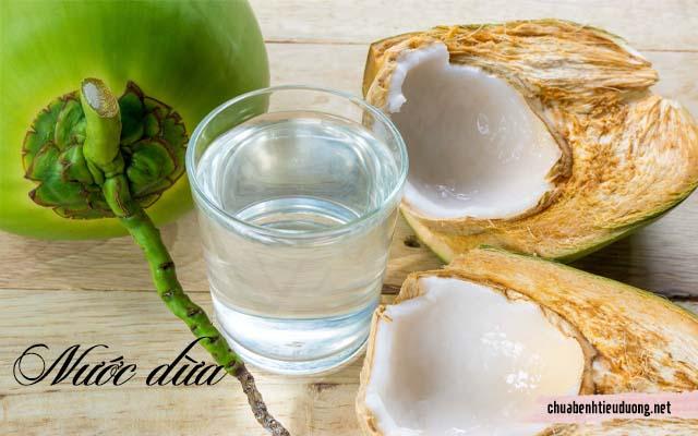 nước uống dành cho người tiểu đường