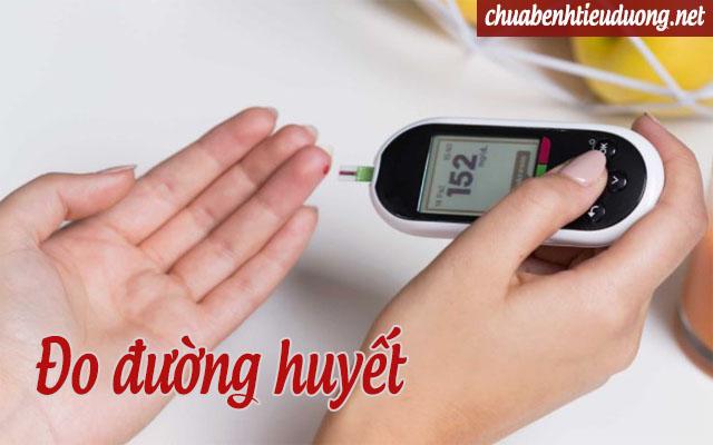 đo đường huyết