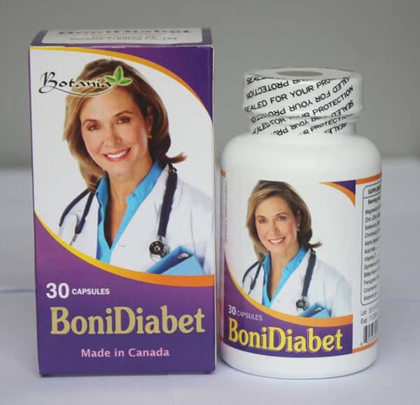 Bonidiabet chữa bệnh tiểu đường có tốt không?