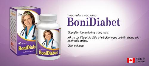 Tiểu đường BoniDiabet giá bao nhiêu?