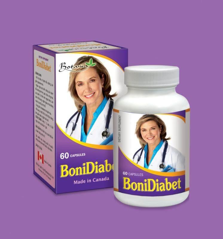 Công dụng của Bonidiabet