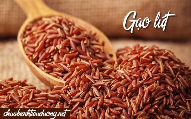 cách chế biến gạo lứt cho người tiểu đường