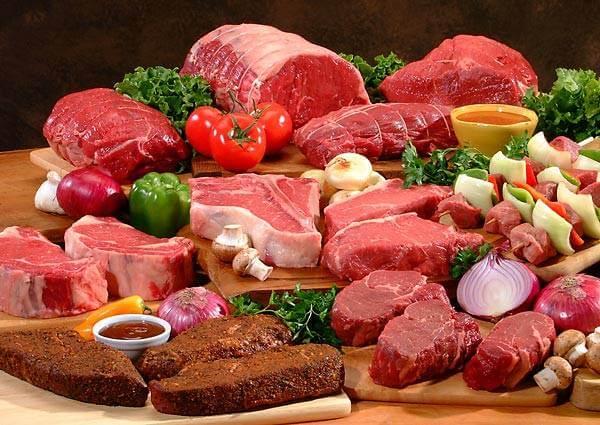 Xây dựng chế độ ăn bệnh tiểu đường với các loại thịt chứa nhiều protein