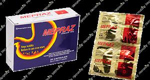 Sử dụng thuốc chữa đau dạ dày Mepraz của Ấn Độ có tốt ?