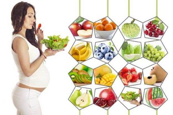 Chữa tiểu đường thai kỳ bằng cách ăn uống