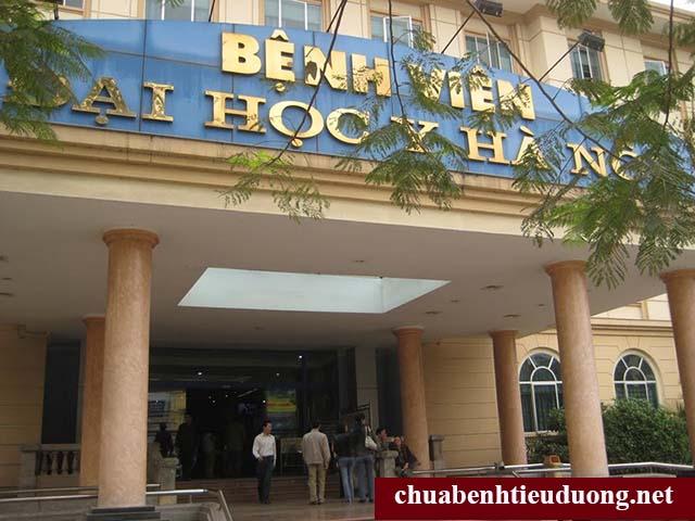 Xét nghiệm tiểu đường thai kỳ tại bệnh viện Đại học Y Hà Nội