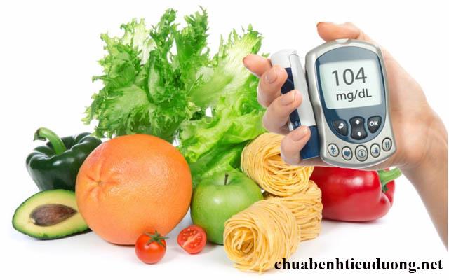 Chế độ ăn uống cho bệnh nhân tiểu đường tuýp 2