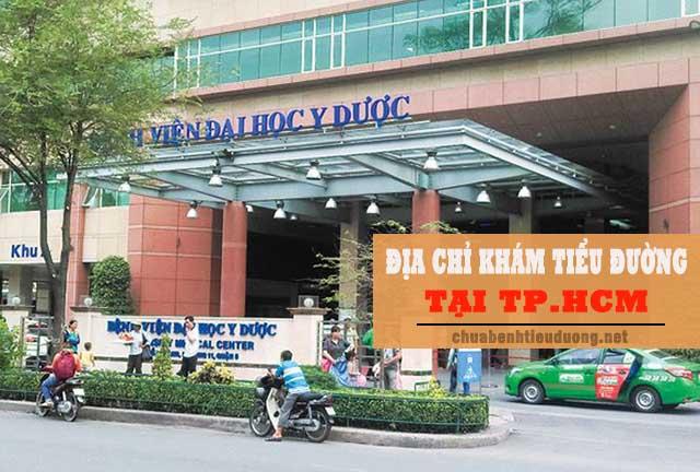 địa chỉ khám tiểu đường tại TP.HCM
