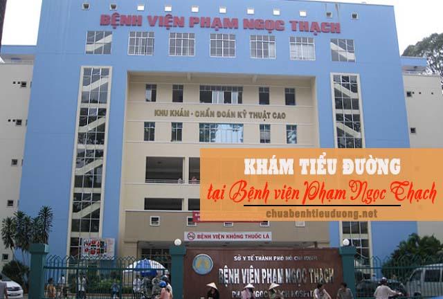 địa chỉ khám tiểu đường tốt nhất tại TP. HCM