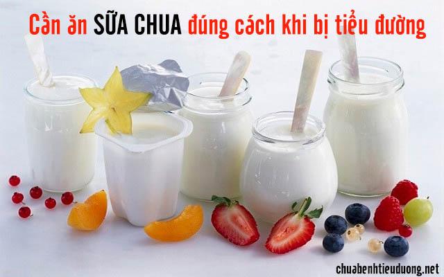 ăn sữa chua đúng cách
