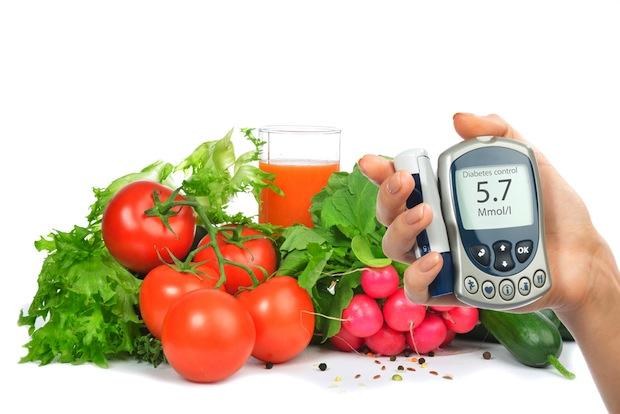 Chế độ ăn uống giúp kiểm soát đường huyết cho bệnh nhân tiểu đường