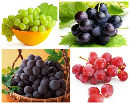 Nho khiến đường huyết trong máu tăng cao