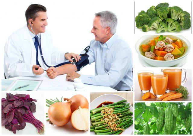 Người bệnh tiểu đường nên xây dựng chế độ ăn uống khoa học