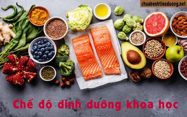 Chế độ dinh dưỡng giúp chỉ số HbA1c ổn định