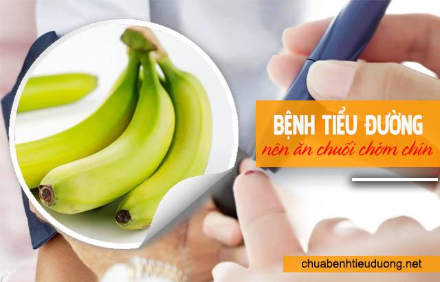 ăn chuối đúng cách khi bị tiểu đường